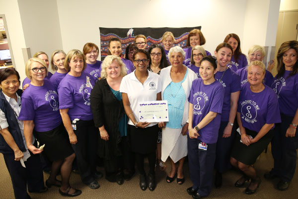 Walk with Midwives – 2016