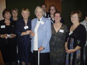 Jean Arnot Lunch – Rhodanthe as a guest speaker – 2013
