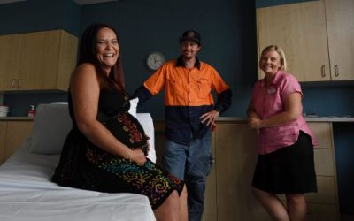 Terrified They Will Take Their Babies:  Aboriginal Midwives Break Cycle of Distrust in Health Services