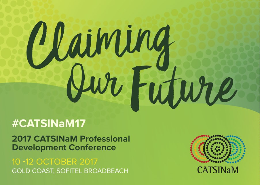 2017 CATSINaM Professional Development Conference